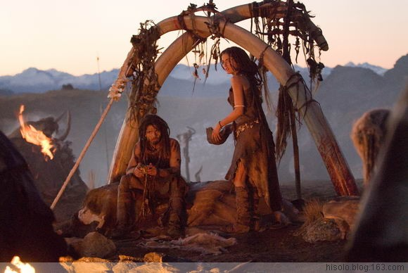 【电影】《史前10000年》- 剑齿虎,金字塔烂剧情 - SOLO - Solo的表面现象