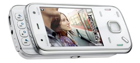 800万像素拍照旗舰——诺基亚N86 8MP发布 - 小魔怪 - Nokia 诺基亚