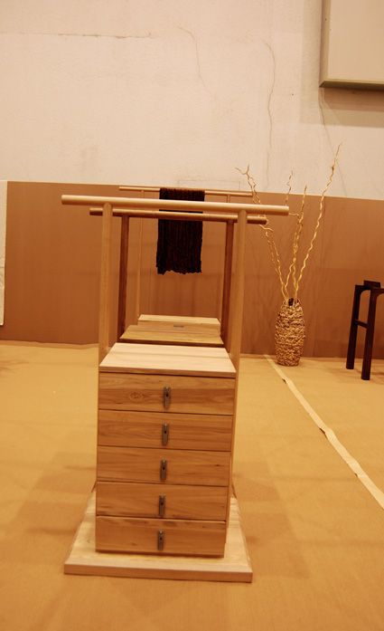U+家具参加第六届中国国际家具(北方)家具展