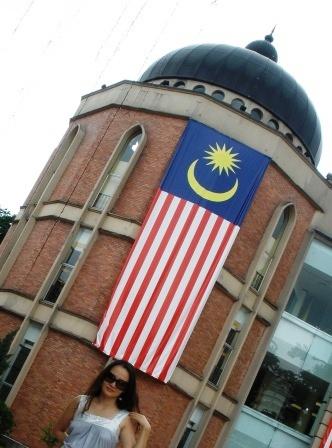 马来魅影 - 老虎闻玫瑰 - 老虎闻玫瑰的博客