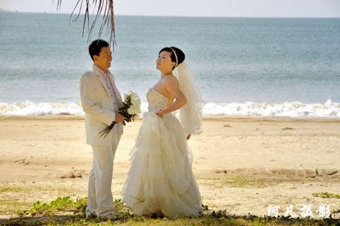 跟我游海南-美丽三亚 浪漫天涯之美丽的三亚湾海岸 - 阿凡提 - 阿凡提的新疆生活