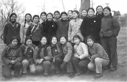 北京112中的老照片二 - 无眠月 - 冬天已经来了……