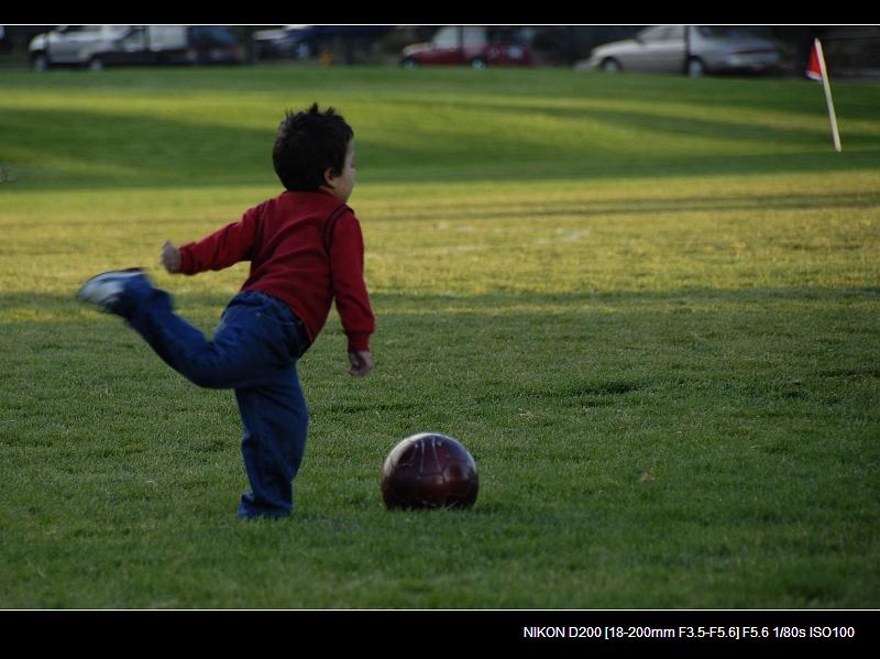 快乐足球 - 西樱 - 走马观景