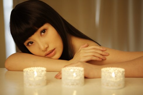 烛光美女 - 杨冰阳Ayawawa - Ayawawa 杨冰阳