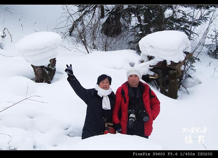 【穿越东北】8、洋草山-雪塑园(雪乡)   - xixi - 老孟(xixi) 旅游摄影原创作品