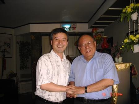 拜见江平老师 - 贺卫方 - 贺卫方的博客