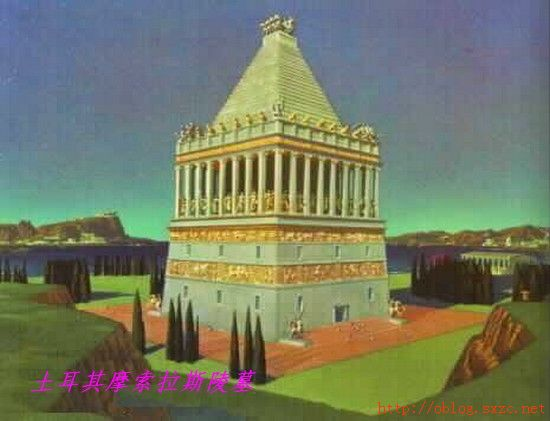 世界古代七大建筑奇迹 - 一瓣心雨 - 一瓣心雨