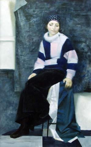 列宾美术学院学生作品 - 73yongchun - 职业画家永春的后现代生活