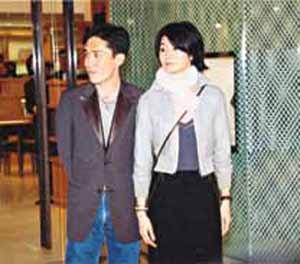 张曼玉、梁朝伟 - wangzhiwen521 - 楼高独上