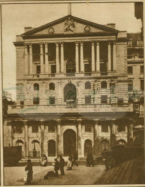 1932年经济大萧条时期欧美国家的黄金储备(图片) - sw1897 - 东方杂志