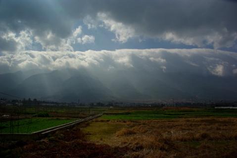 大理-山水剧场 - 明明 - liangmingming博客-光影之河