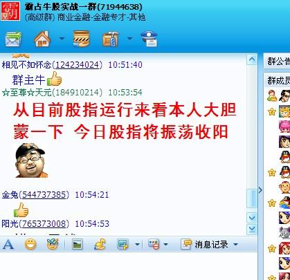 2009年元月14日大盘综述 - ☆至尊☆天元 - ☆至尊☆天元的博客 霸占牛股天天超短线群