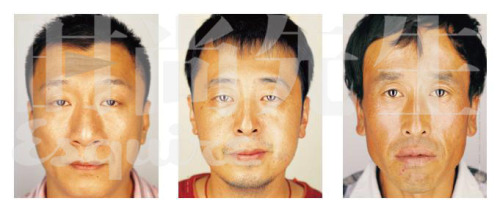 216,000张中国男人的面孔 - 《时尚先生》 - hiesquire 的博客