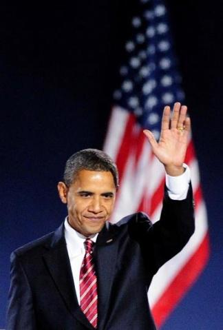 让奥巴马入主白宫的情感营销 - 李峥 - 李峥的博客