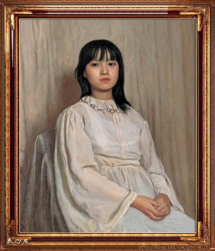 当代油画家李贵君作品欣赏 (三) - 端木秀禾 - 端木秀禾的博客