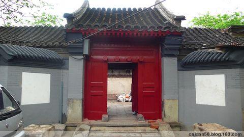 不该逝去的胡同建筑文化与古都京味 - caidan58 - 陆岩的博客