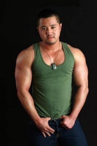 帅熊同志阿尔文Alvin - 大鹏 - 健身达人VS时尚先生