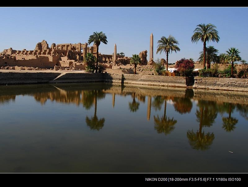 宫殿之城卢克索 - 西樱 - 走马观景