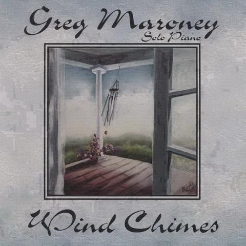 【专辑】Greg Maroney - Wind Chimes 风铃 320K/MP3 - 淡泊 - 淡泊