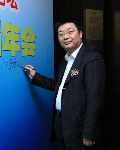 江南春卸任分众CEO 中国又多了一位诗人 - lizhongcun - 李忠存的BLOG