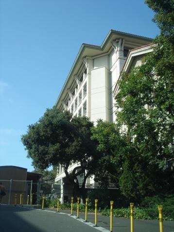走进美国名校:加州大学柏克萊分校 (连载5) - 阳光月光 - 阳光月光