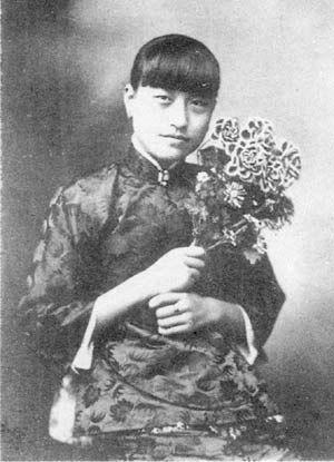 第一代 做了七年蒋介石夫人的陈洁如