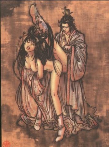 浪漫的姿势 - 那个滋味 - 性爱屋