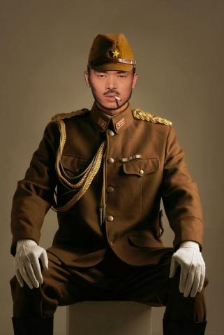 忘记了一个时代 - 景军 - 制服与皮革天地