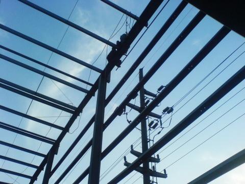 钢架结构厂房 - 张小满的日志