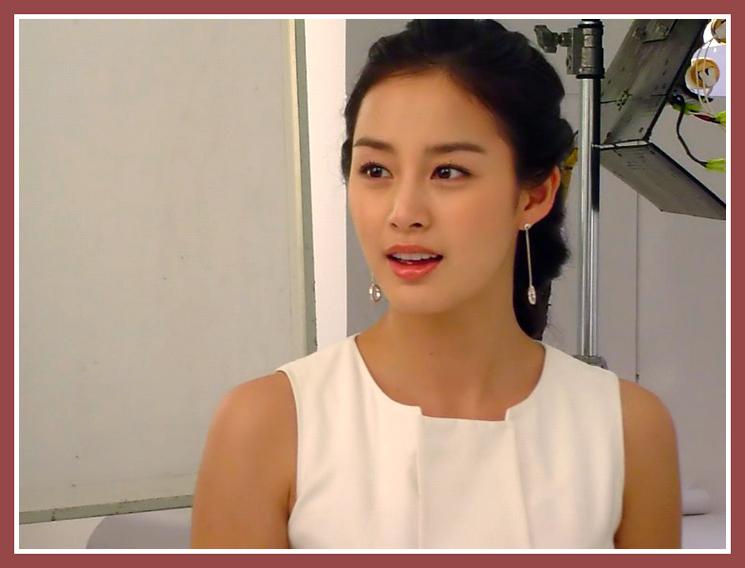 清纯可爱的韩国美女明星[组图] - 心灵之约 - .