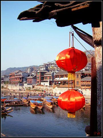 中国最美的小城之一--湖南凤凰 - 宁颉 - 宁颉的博客