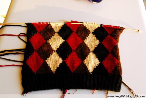 09年1月17日  苏格兰儿童毛衣 - wenxiang096 - 闻香的博客