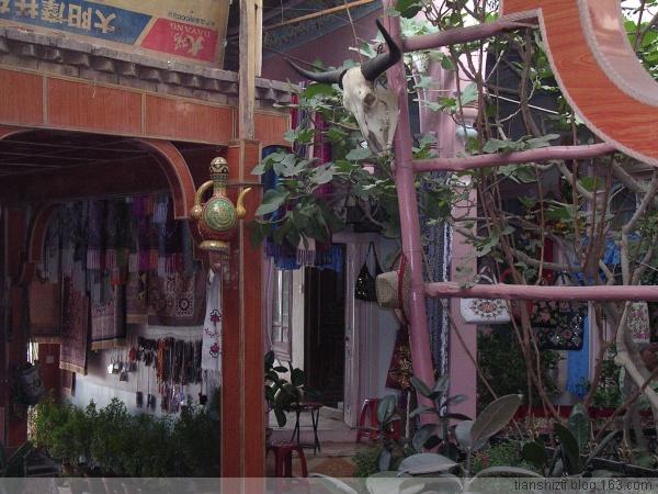 (原创)喀什-高台民居 - 殇殇 - tianshizff的博客