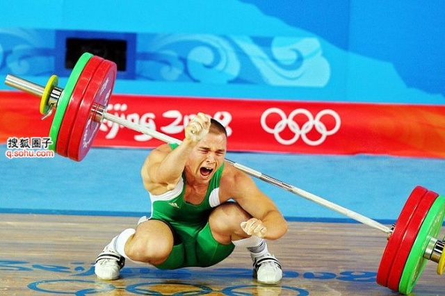 奥运特辑之背后