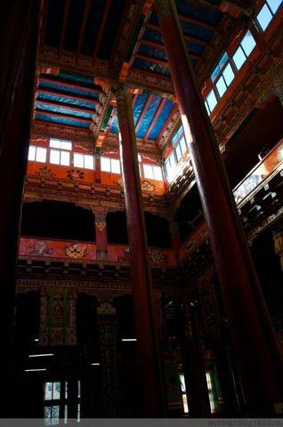 白玉寺风光 - 嘉 措 - 嘉 措 的博客