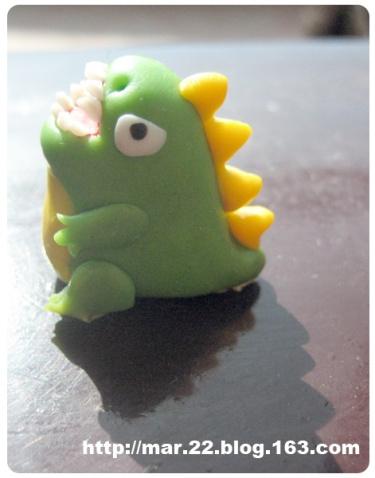 软陶恐龙 - Mar.22 - Mar.22的小屋
