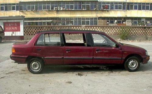 世界上最长/最美的车[转]  - 绝地再生 - ◢▂ 絕哋侢眚 ▂◣
