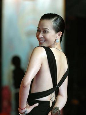 刘嘉玲:静以瘦身,勤以苗条 - 秀体瘦身 - 金山教你如何边吃边减重