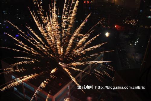 组图:实拍09除夕夜北京绚烂烟花 - 潇彧 - 潇彧咖啡-幸福咖啡