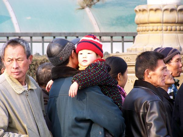 2006:天安门人物影像志 - 朱大可 - 朱大可的博客