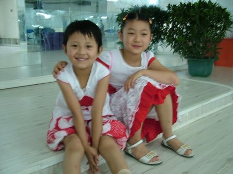 儿童舞蹈视频小雨