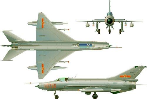 中国战斗机发展史--- - xuke1129 - 足球书刊杂志收藏---球迷的博客