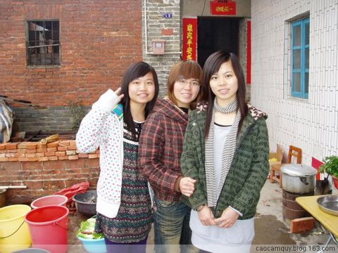 年初二回乡下拜年 - 高歌anh cao - caocamquy.blog.163.c