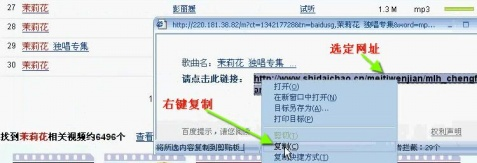 千千静听怎样播放网上的音乐 - 寒情 - 8-com.blog.163.com