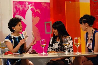 《天下女人》改版后首期节目全新亮相 - 杨澜 - 杨澜 的博客