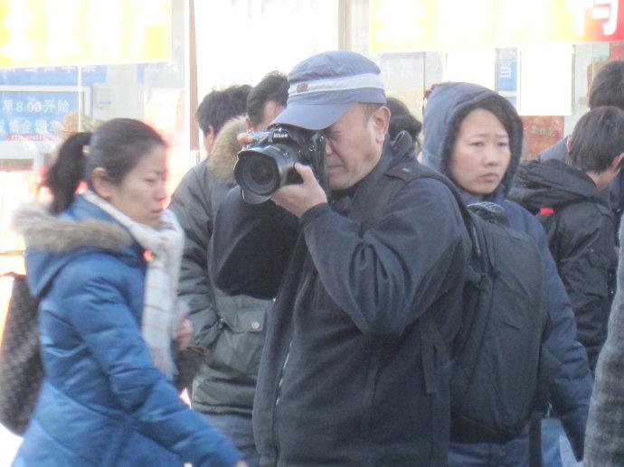 北京站春运高峰第一天【原创大场面拍摄】