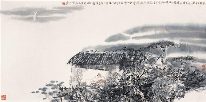 名家画古典人物【4】 - 东北·老兔子 - 东北·老兔子