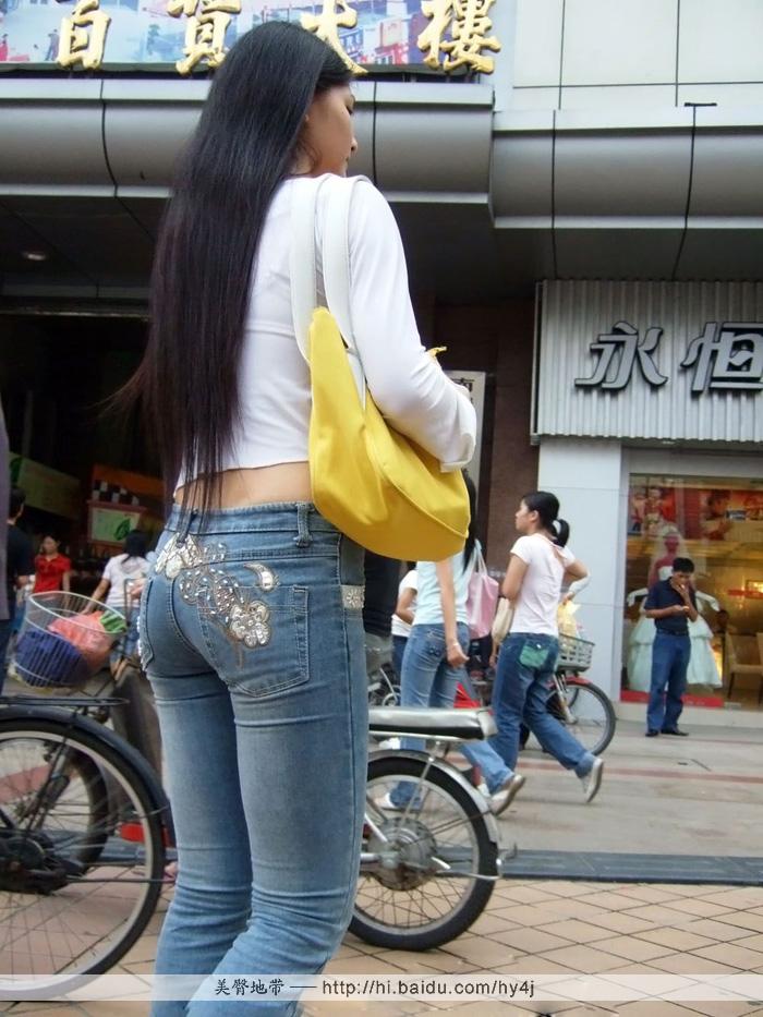 【转载】无法抗拒的美臀!长的也很漂亮! - zhaogongming886 - 东方润泽的博客