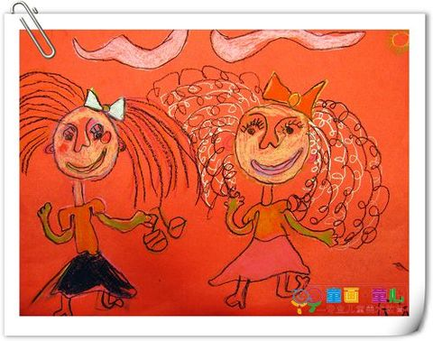 童画童心08秋季启蒙B-2美术活动10——好宝贝,爱刷牙 - 童画-童心儿童美术 - 童画-童心儿童美术