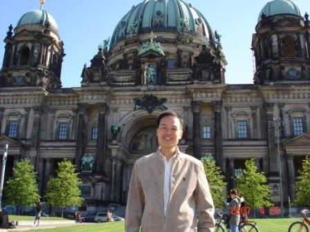 德国人要交教会税-德国60天第三篇 - 吴木銮 - 吴木銮的博客